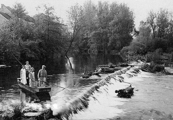 L'histoire du moulin de Gomméville par Jean Verniquet (2)