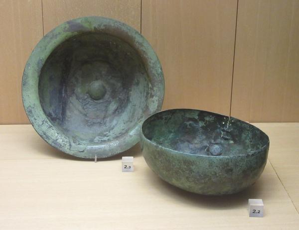 Beaucoup de collections de l'Age du Fer découvertes dans le Châtillonnais, sont exposées au Musée National de l'Archéologie de Saint-Germain en Laye