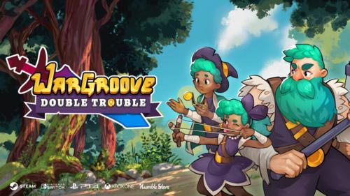 NEWS : Wargroove, Double trouble! annoncé*