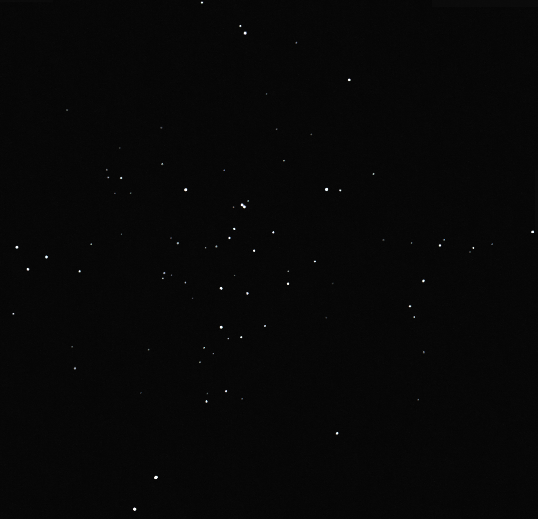 ngc 6866 open cluster