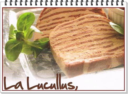 """""""La Lucullus"""" ..."""