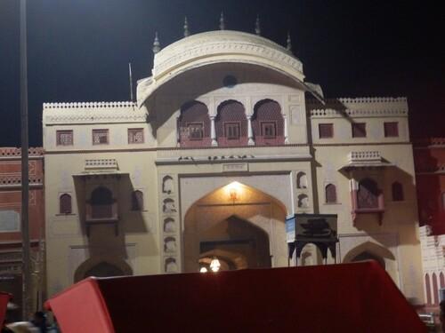 Inde 2014- Jaipur le soir