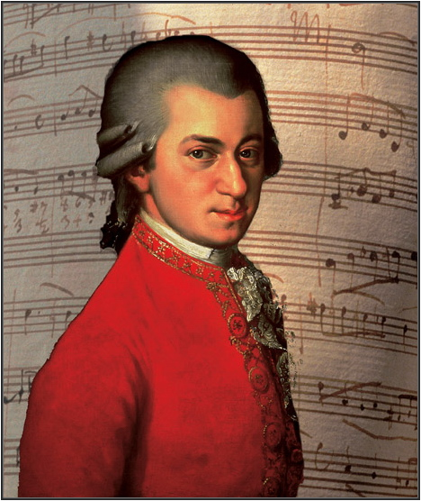 Wolfgang Amadeus Mozart - Sonate pour Violon et Piano K.301 - Allegro / Gil Shaham & Orli Shaham