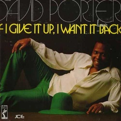 David Porter - If I Give It Up, I Want It Back - Complete LP