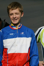 Rencontre avec Antoine Brel ( Team US St André )