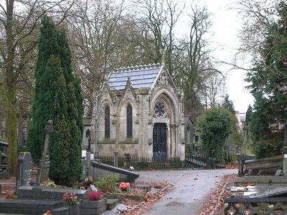 Cimetière de l'Est à Lille