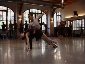 dance ballet class master class prague