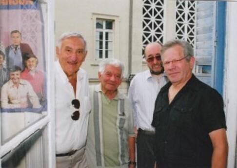 Journ PO Max, Sudey et Fischer