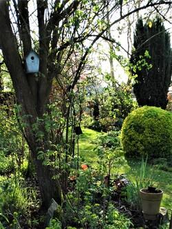 Pâques au jardin