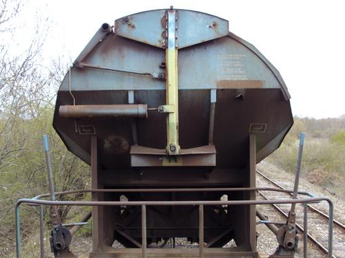 Wagon d'engrais à Richwiller