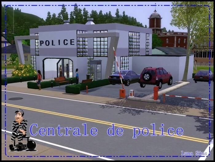 Centrale de police