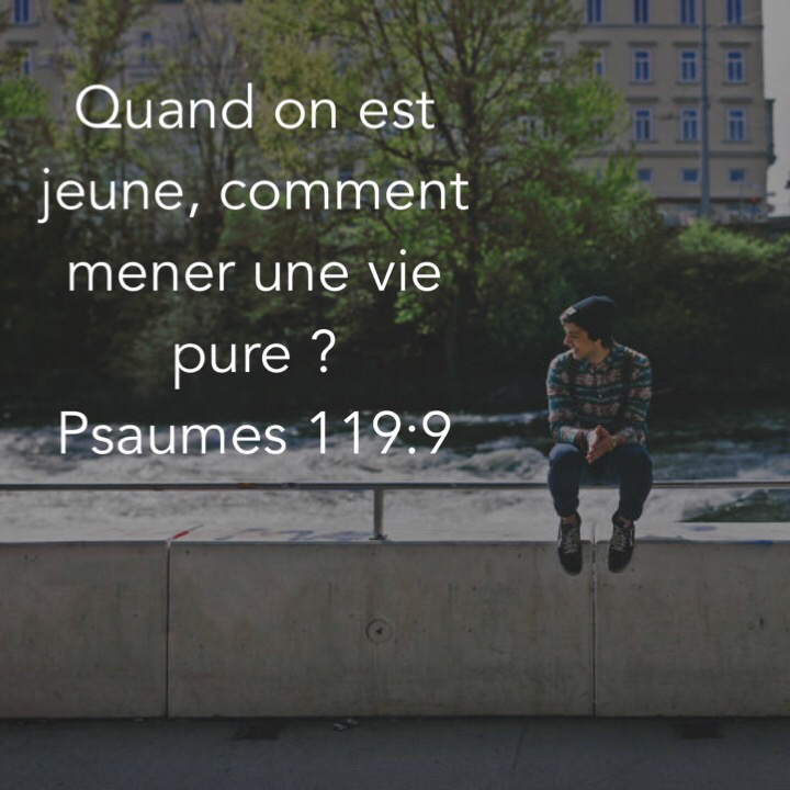 Psaume 119:9