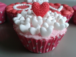 cupcakes d'Amour