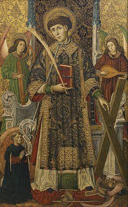 Vicente de Zaragoza by Tomás Giner, 1462–1466.jpg