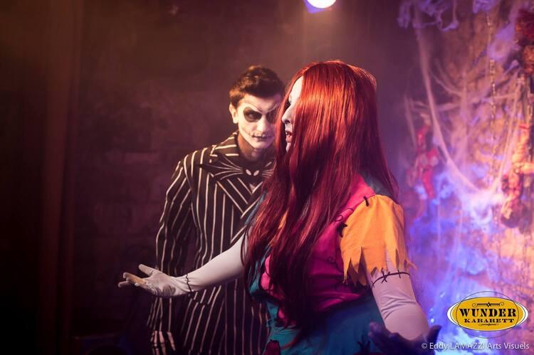 suite spectacle Jack et Sally (kevin et angélique)