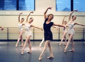 dance ballet class adagio class