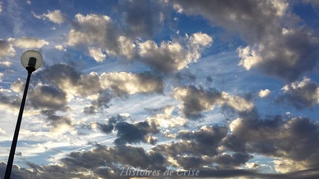 Photographie du ciel