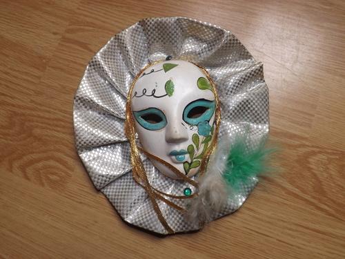 Masque vénitien 4
