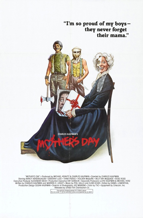 Mother's day de Charles Kauffman