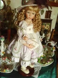 mes poupées.