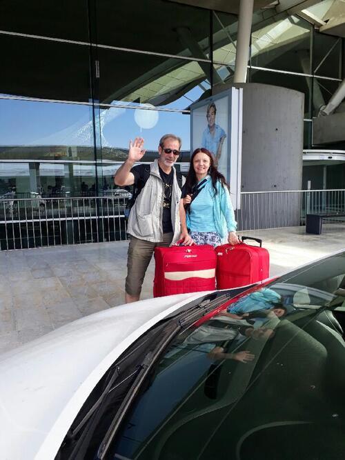 Commencement du voyage Transsibérien 2017 le 08/07