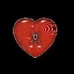Alphabet en coeur