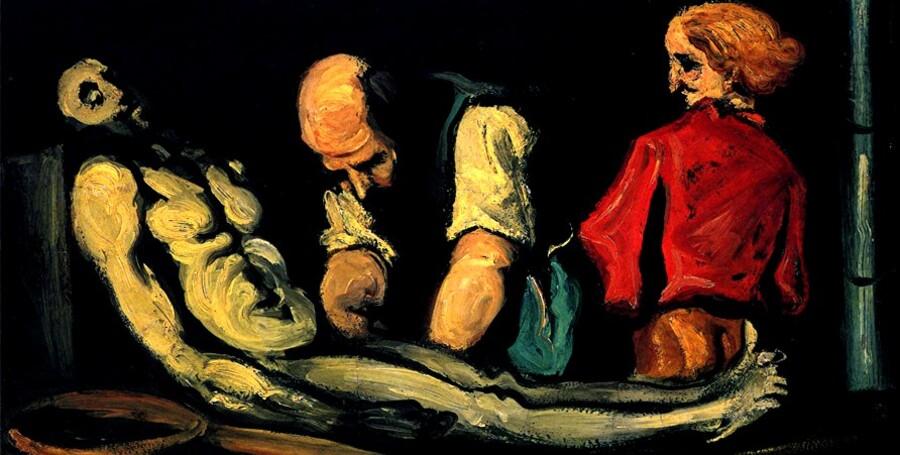 Cézanne 4 / 1867...le provincial à Paris