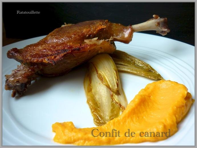 Confit de canard, le vrai ! (cuisson en mijoteuse)