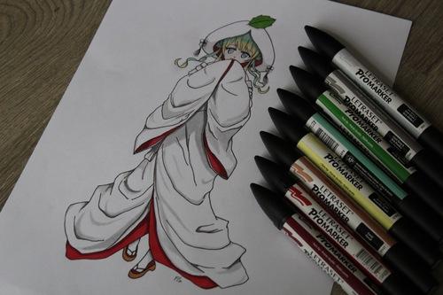 Otanjōbiomedetō Miku Chan ^3^ #36