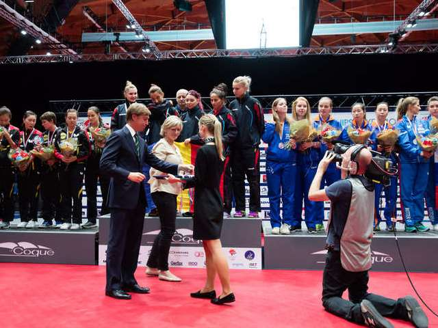 Championnats européens de tennis de table