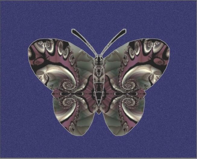 Pafums d'enfance  / Butterfly par M . Georges