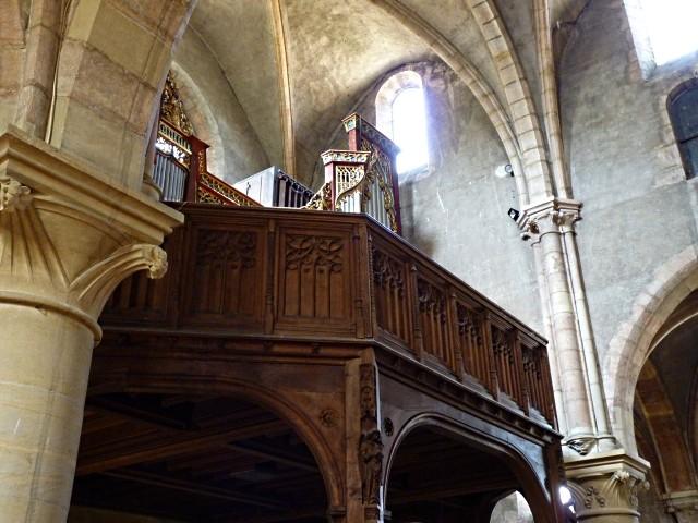 Gorze église Saint-Etienne 10 Marc de Metz 2001