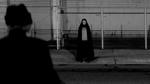 A girl walks home alone at night - un film d'Ana Lily Amirpour (2014)