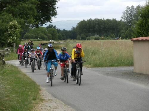 CM1-CM2 et CM2 : Sortie Vélo