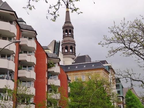 Hambourg : autour des docks (photos)