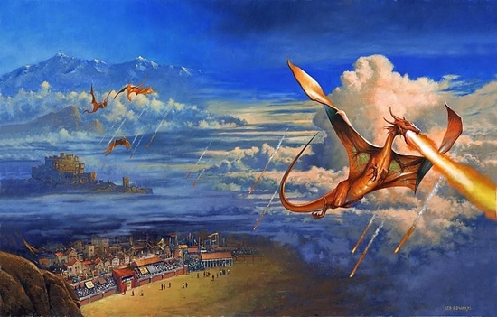 dragonsfire