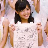 Kanon Suzuki Morning Musume Ameba 2013 Croix Rouge