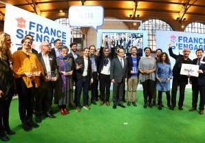 15 janvier 2017 : Le Réseau des Accorderies de France devient lauréat de la France s'engage !