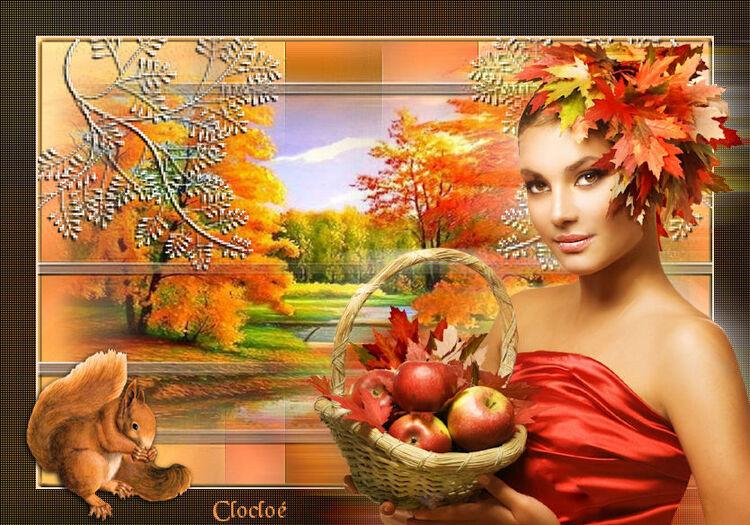 Vos versions du tuto 17: l'automne