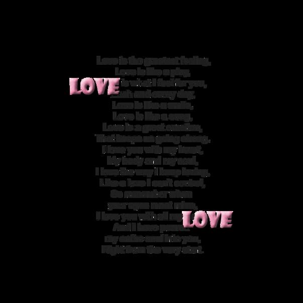 Petits Mots d'Amour Série 5