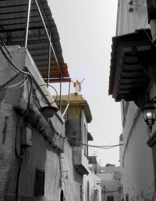 Saint Paul à Damas