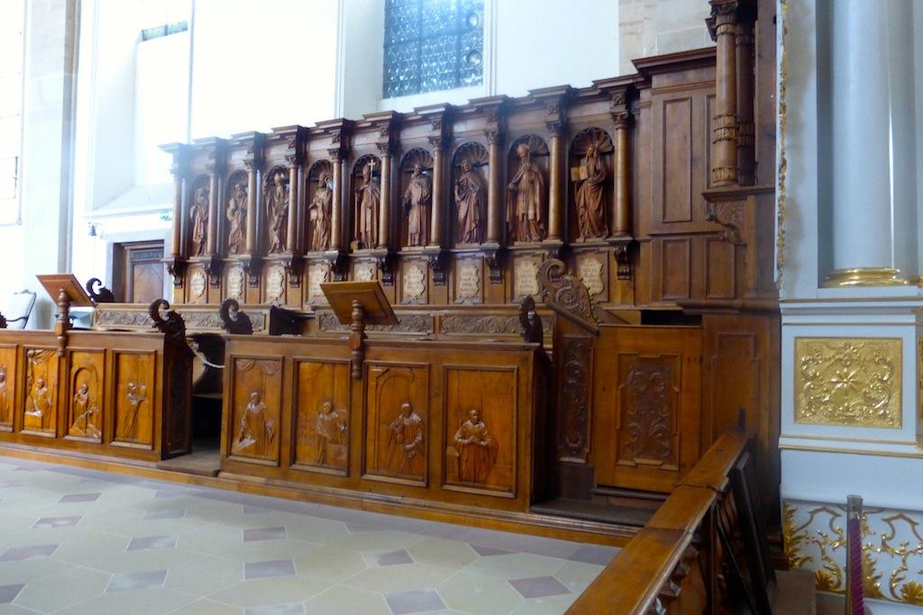 Abbaye d'Ebersmunster 2.