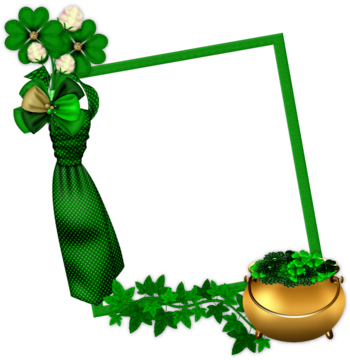 St Patrick femmes png