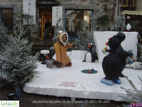ANIMATIONS LA GACILLY DECEMBRE 2012