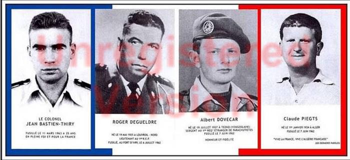 Le révisionniste Ménard l'a décidé la rue du 19-Mars-1962 à Béziers sera renommée rue du Commandant-Helie-de-Saint-Marc