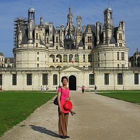 Le chateau de Chambord -01