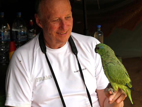Harald en Amazonie