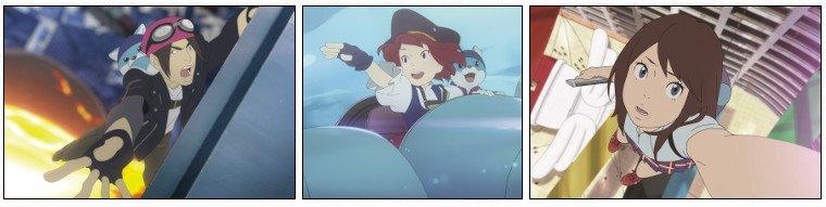 Film d'animation ❖ Hirune Hime : Shiranai Watashi no Monogatari