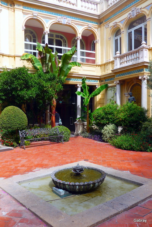 Perpignan: l'hôtel Pams