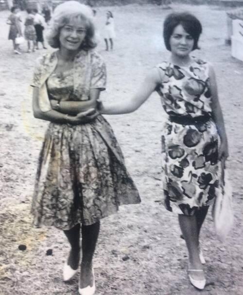 pè Santa Maria in 1962